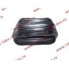 Гофра резиновая для отсекателя за кабиной H2/H3 HOWO (ХОВО) WG9725190008 фото 4 Барнаул