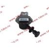 Кран стояночного тормоза в кабину H HOWO (ХОВО) WG9000360165 фото 4 Барнаул